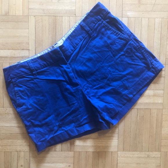 CLEARANCE Cambridge Dry Goods royal blue shorts